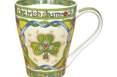 Mug: Irish Weave Irish Sham