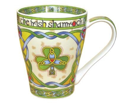 Clara Mug: Irish Weave Irish Sham