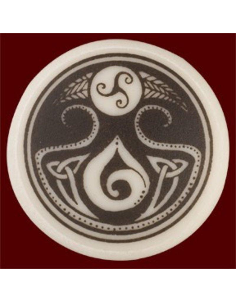 Necklace: Ceramic Cerridwen