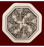 Necklace: Ceramic Fish
