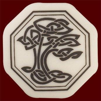 Necklace: Ceramic Tree