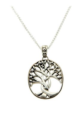 Pendant: Sterling Tree of Life