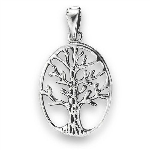 Necklace: SS Tree of Life