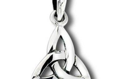 Necklace: SS Trinity