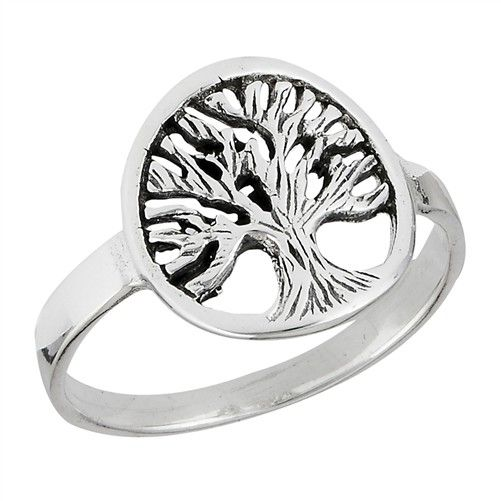 Ring: Tree of Life, Encircled, SS