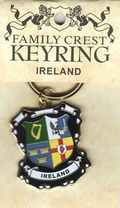 Keychain: Family Crest