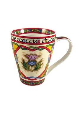 Mug: Thistle Mug Scottish