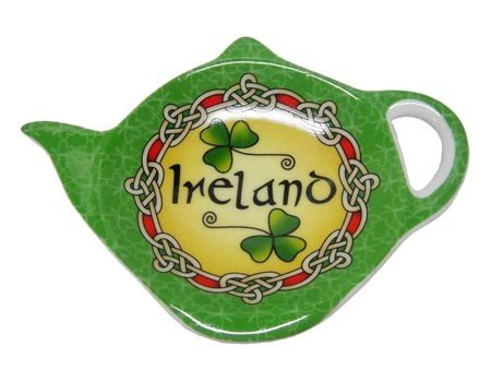Clara Tea Bag Holder: Ireland