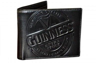 Guinness: Black Label Leather Wallet
