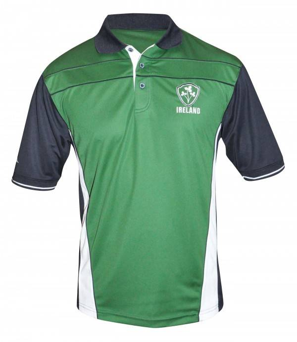 Shirt: Ireland Performance Polo