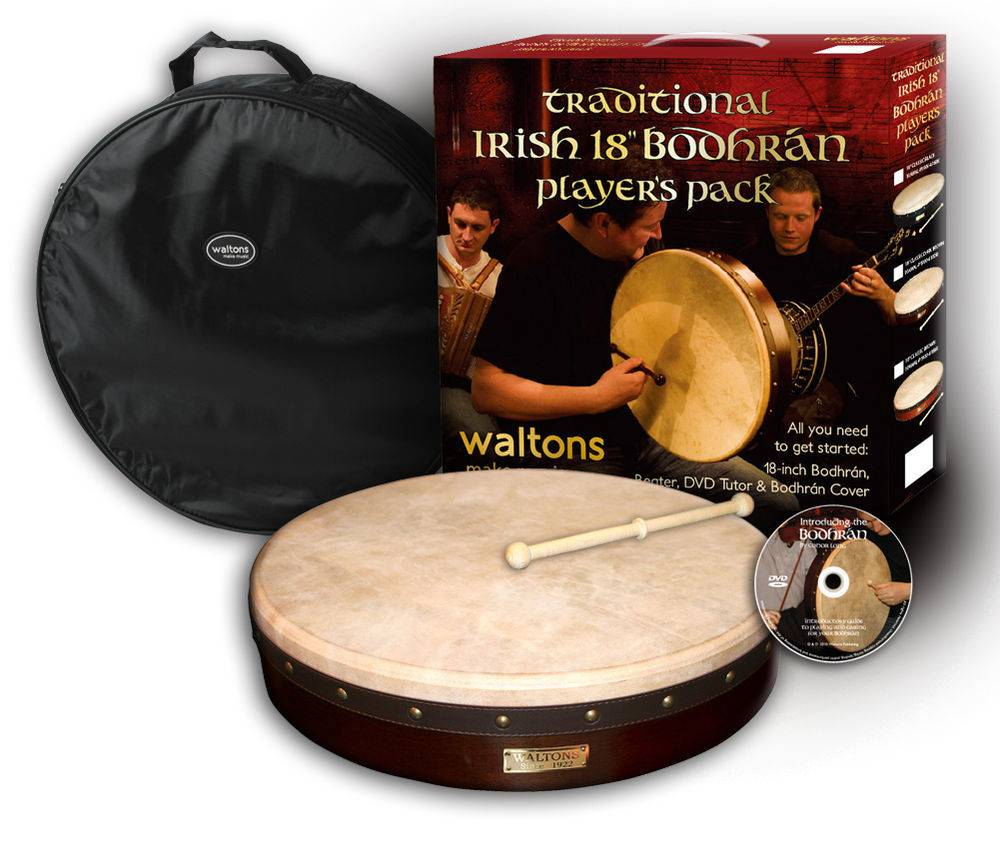"Bodhran: 18"" Players Pack"