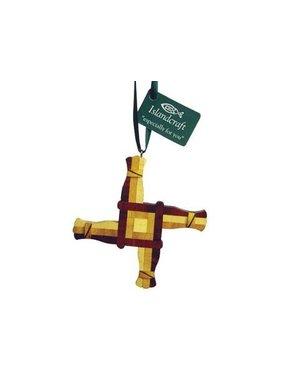 Ornament: Wood Bridgets Cross