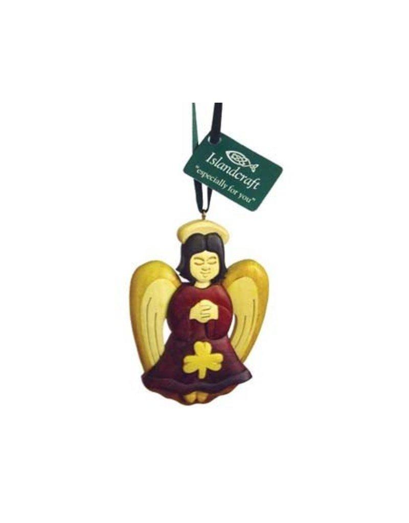 Ornament: Celtic Angel