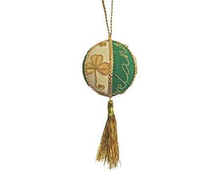 Ornament: Shamrock Ireland Bauble