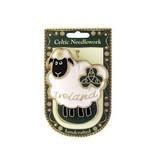 Ornament: Fabric Sheep