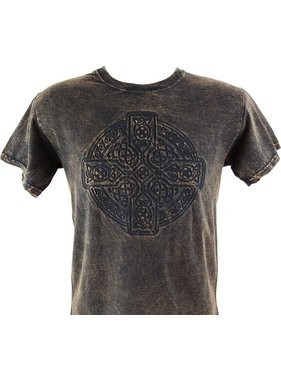 T Shirt: Circle of Life Embossed