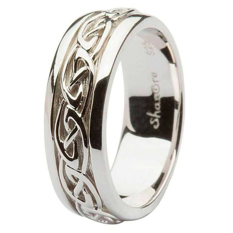 Ring: SS Celtic Gents Ring