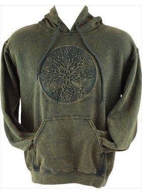 Sweatshirt: Tree of Life Embossed