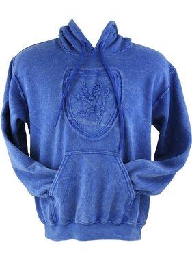 Sweatshirt: Scotland Lion Embossed