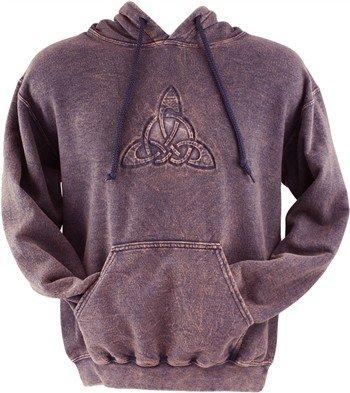 Sweatshirt: Trinity Embossed