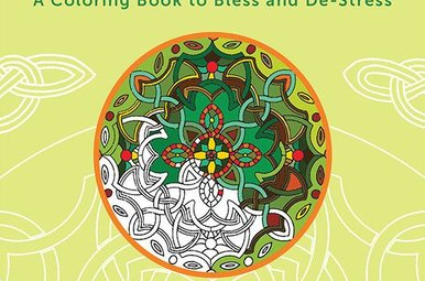 Book: Celtic Blessings, Coloring