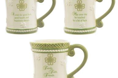 Mug: Blessings Shamrock