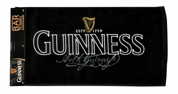 Guinness: Signature Bar Towel