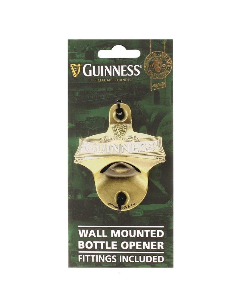 Guinness: Ireland Wall Mounted Bottle Opener