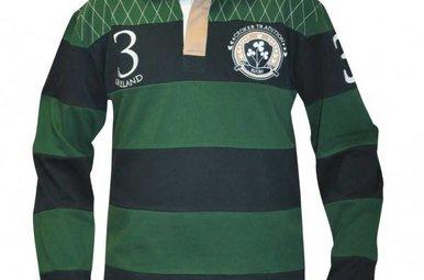 Shirt: Crocker Traditional Rugby