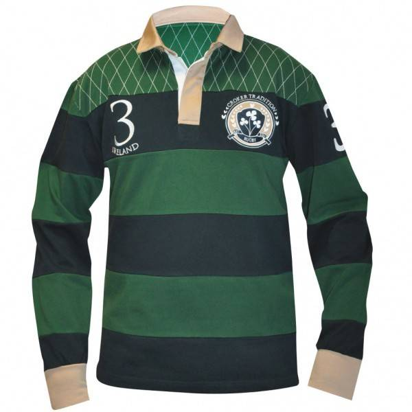 Shirt: Croker Traditional Rugby