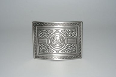 Buckle: Highland Swirl Polished