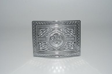 Buckle: Highland Swirl Antique