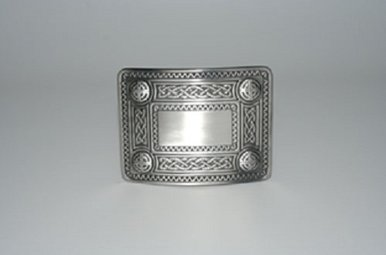 Buckle: Celtic Knot