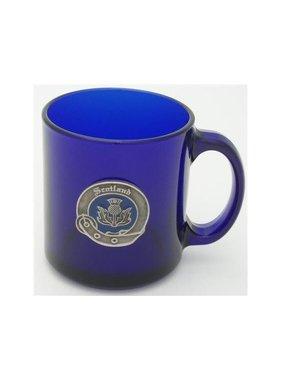 Mug: Cobalt Coffee/Thistle