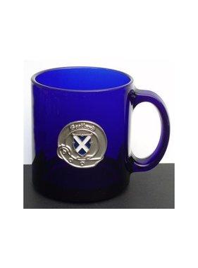 Mug: Cobalt Coffee/St Andrew Cross