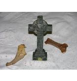 "Cross: Connemara Marble 6"""