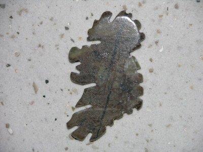 Magnet: Large Irish Map Connemara Marble