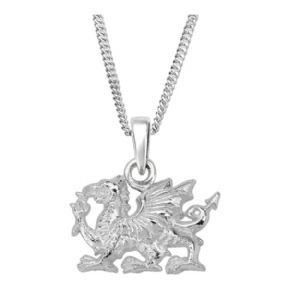 Pendant: Welsh Dragon