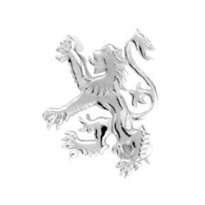 Brooch: Scottish Lion