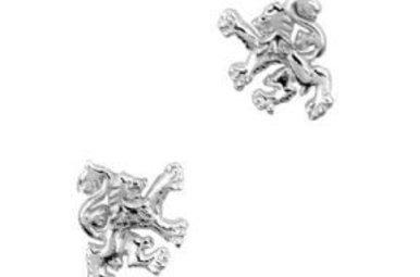 Earrings: Scottish Lion