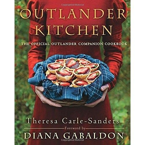 Book Book: Outlander Kitchen, Hardcover