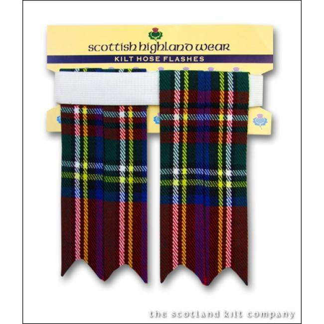 Kilt Flashes: Royal Stewart