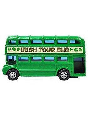 Toy: Double Decker Irish Tour Bus, Die-Cast