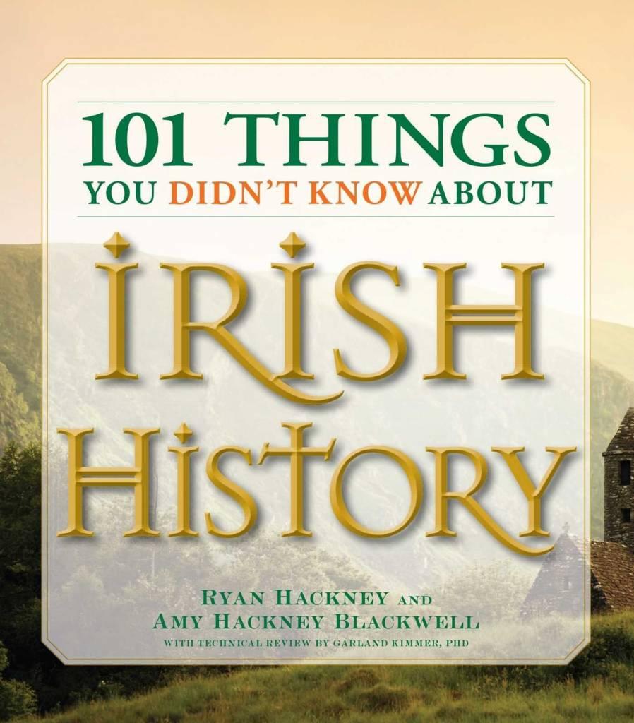 Book Book: 101 Things... Irish History