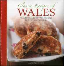Book Book: Classic Recipes of Wales, Hardcover