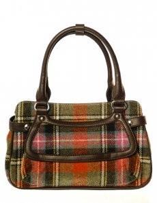 Bag: Ladies 12oz Wool Handbag Bruce