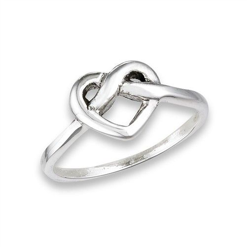 Ring: SS Celtic Love Knot