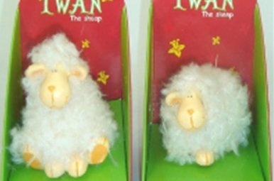 Toy: Iwan the Sheep, Mini