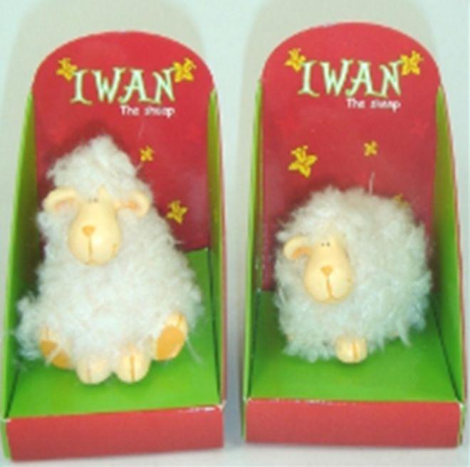 Toy: Iwan the Sheep, Mini