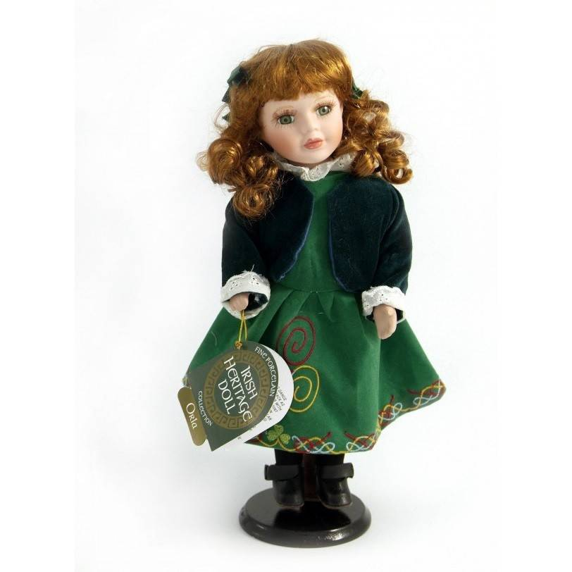 Doll: Irish Heritage, Orla